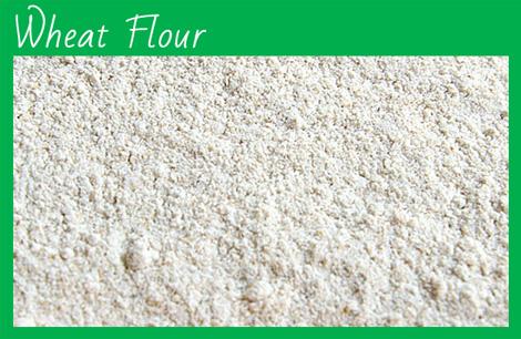 wheat, flour, pizza, pasta, bread
