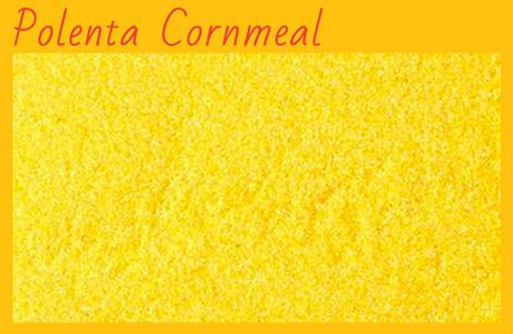 polenta, cornmeal, instant, classic, bramata, fioretto