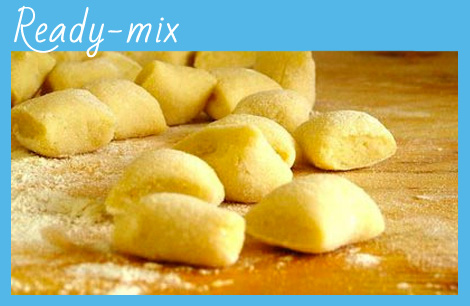 ready-mix for your cooking